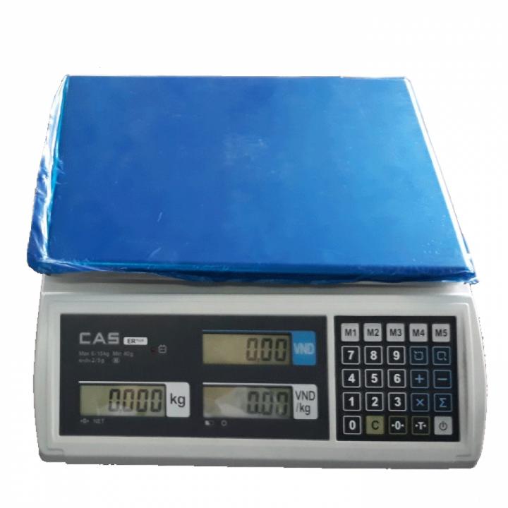 Cân điện tử 30kg có chức năng dùng để cân trừ bì
