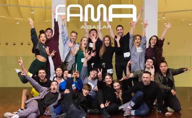 Resultado de imagen de fama a bailar 2018