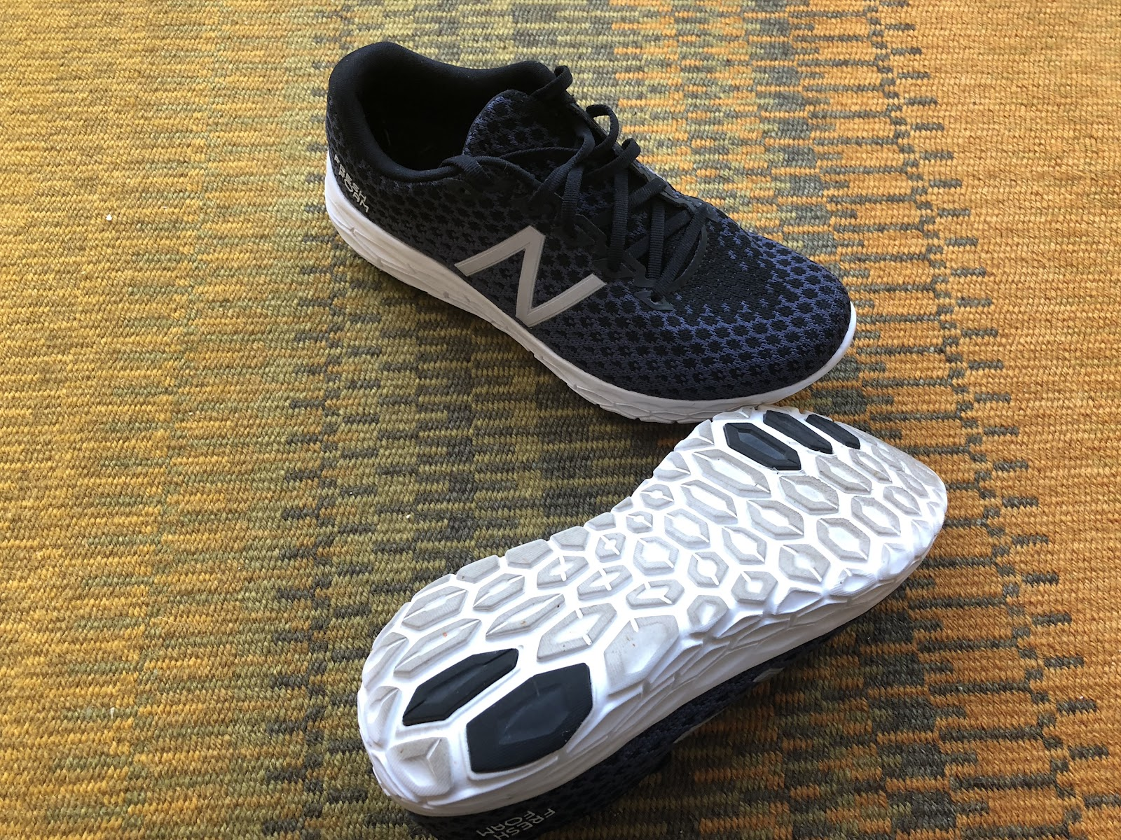 57642773 Road Trail Run: New Balance Fresh Foam Beacon Review: Truly Fresh ...