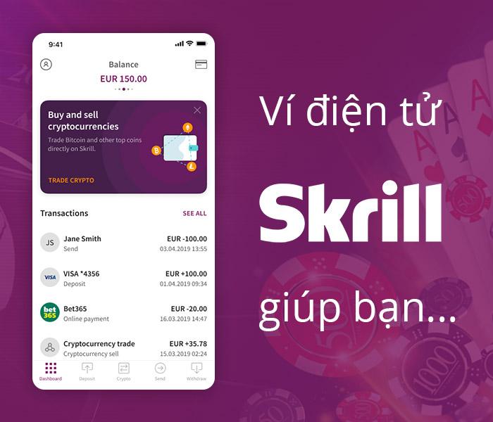 Skrill là gì?