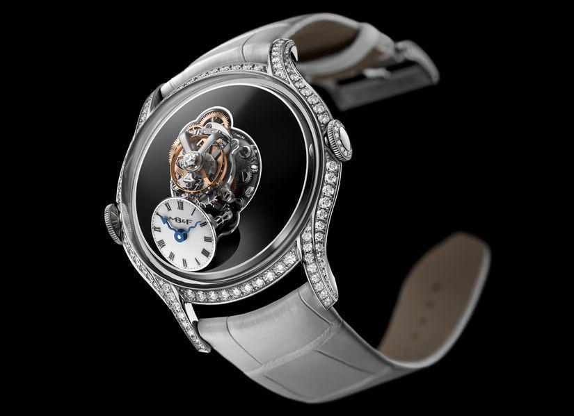 Часы MB&F Legacy Machine FlyingT