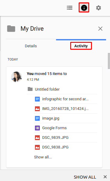 How to see Google Drive's activity.png