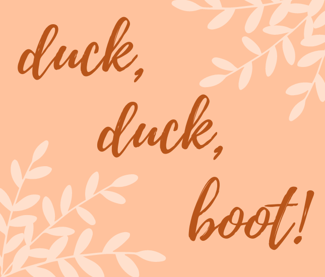 duck boots, marleylilly, monogram, monogrammed gifts, personalized gifts, pull on duck boots, heatherd charcoal duck boots, sherpa pull on duck boots, camel plaid pull on duck boots, rain duck boots, tall sherpa boots, winter duck boots, duck boot accessories, duck boot socks