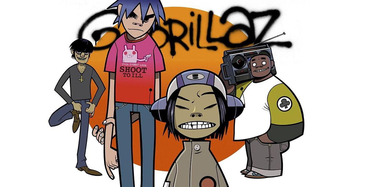 """Best tunes of 2001: #24 Gorillaz """"Clint Eastwood"""" – My (life in) music lists"""