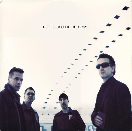 U2 Beautiful Day photo