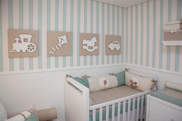 Como decorar o quarto do bebê sem exagerar
