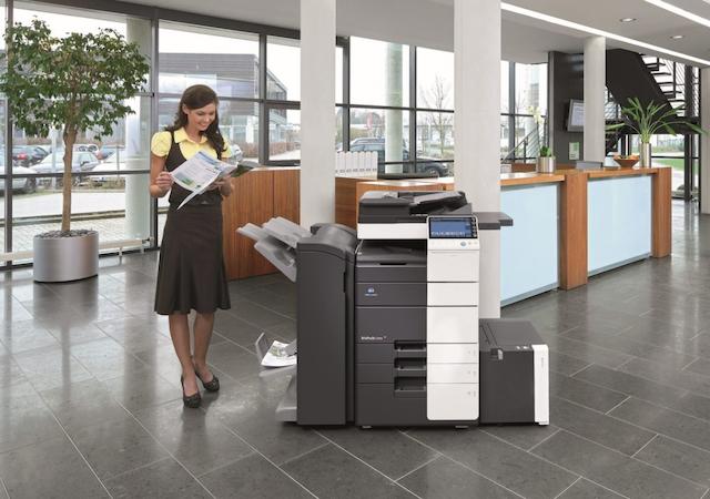 Thuê máy photocopy quận Tân Phú đáp ứng tốt công việc văn phòng của doanh nghiệp