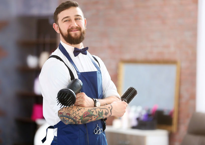 Follow our digital marketing tips to help your business build clientele and attract more customers. - 4 Top Digital Marketing Tips For Beauty Salons To Build Clientele 123RF Blog