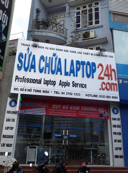 Suachualaptop24h So 8 Ho Tung Mau