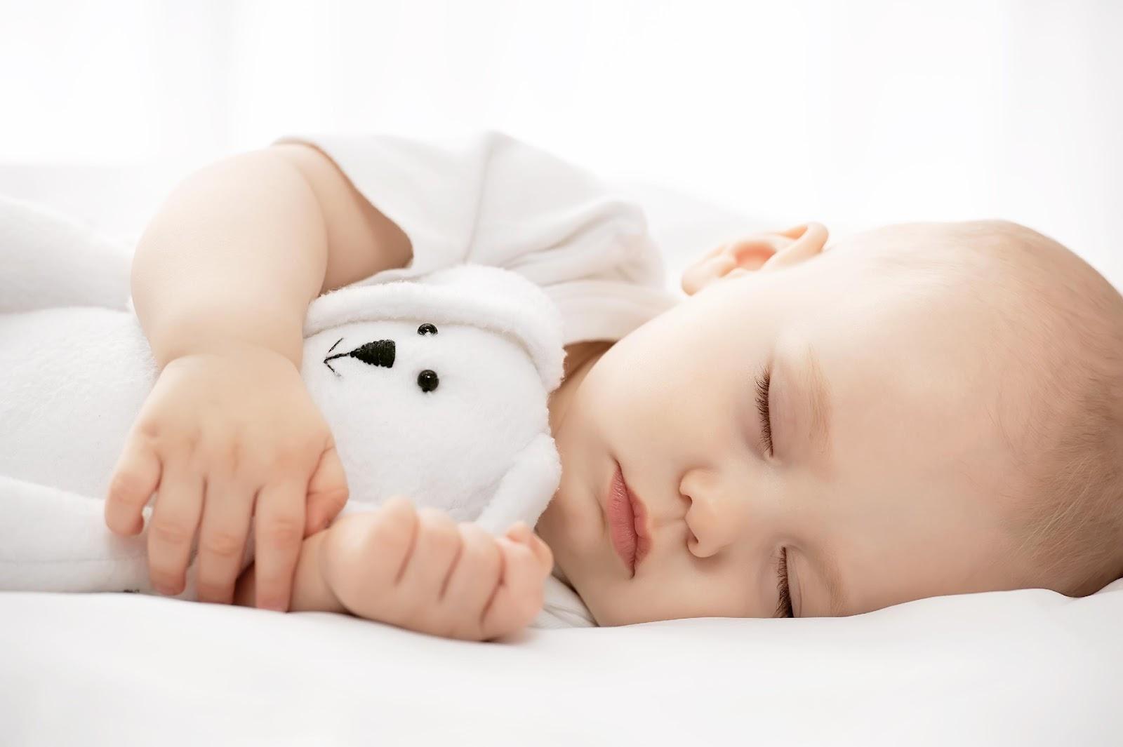 Trẻ con cũng cần có giấc ngủ ngon