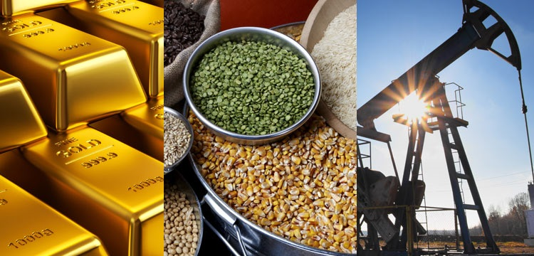 Futures trading commodities