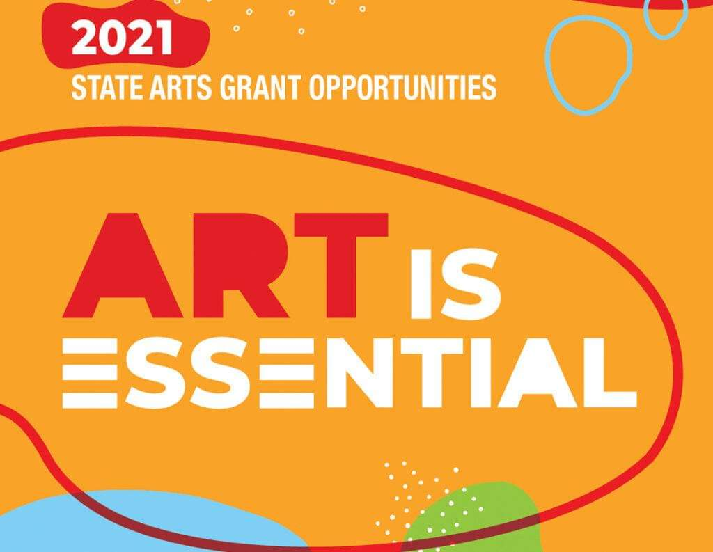 2021 CA State Arts Grant Opportunity