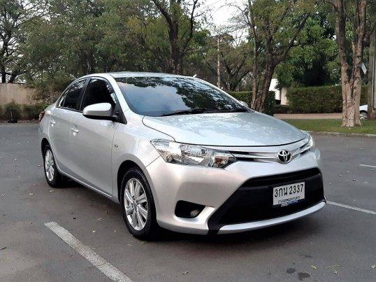Toyota Vios รหัสตัวถัง XP150