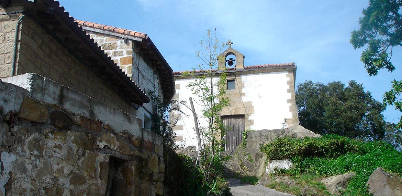 Santa Bárbara / Getaria - Natura detalle - Zarautz Turismo