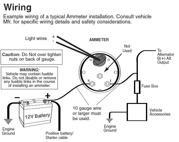 autometer water temp gauge diagram images ultra lite wiring gauge wiring diagram water temp auto meter