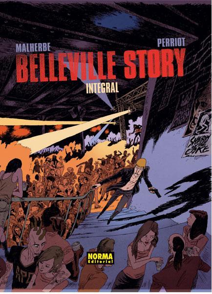 Resultado de imagen de belleville story norma
