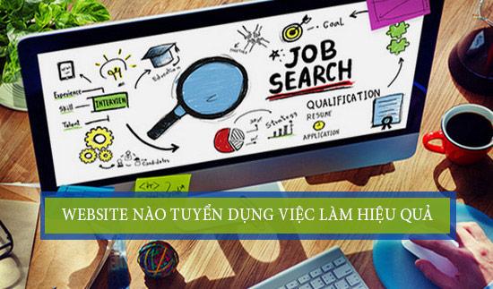 tuyển dụng trực tuyến