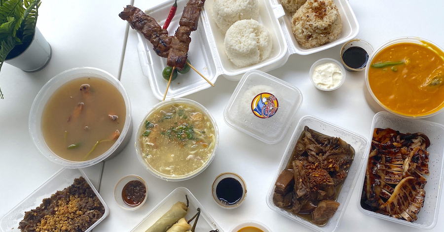 Gerry's Restaurant & Bar: Authentic Filipino Food In Singapore, Somerset