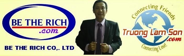 Chủ sáng lập: Mr. Trương Lam Sơn