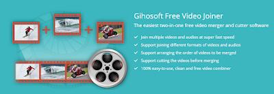 Perangkat Lunak Gihosoft Free Video Joiner
