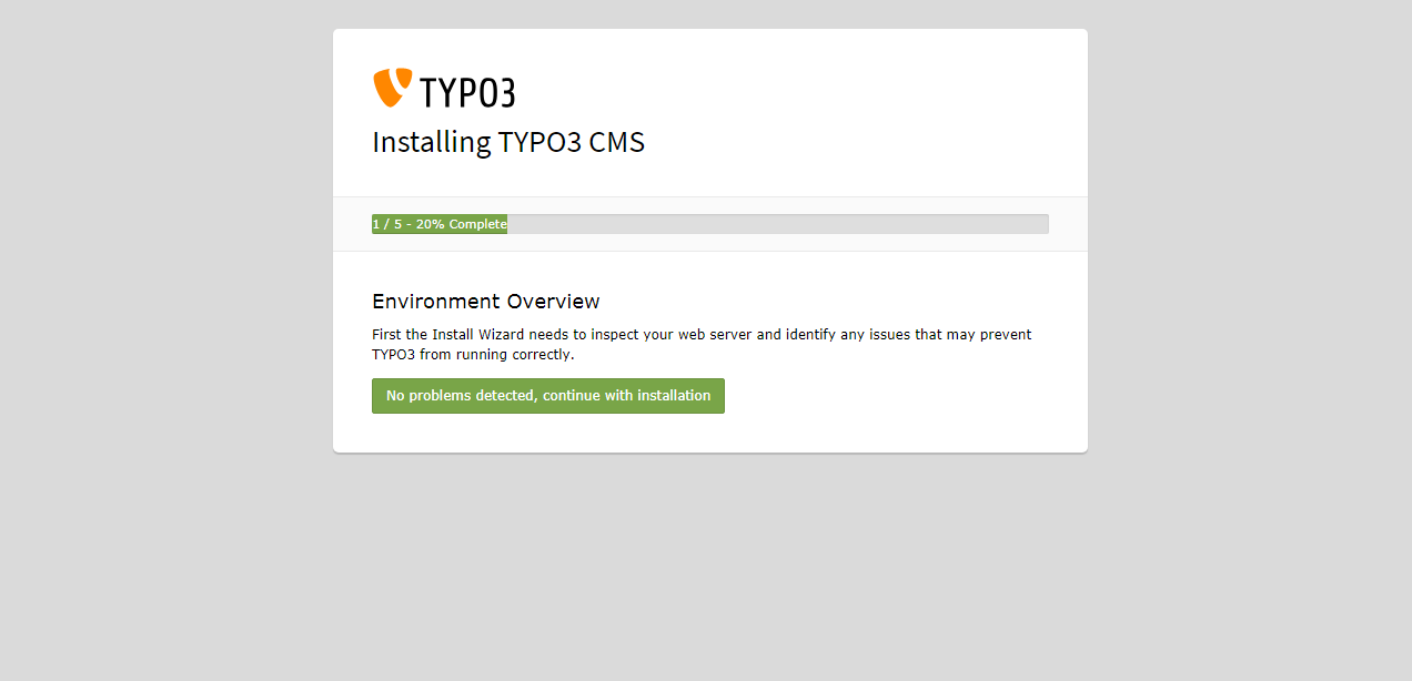 How to install TYPO3 on CentOS - vps2day