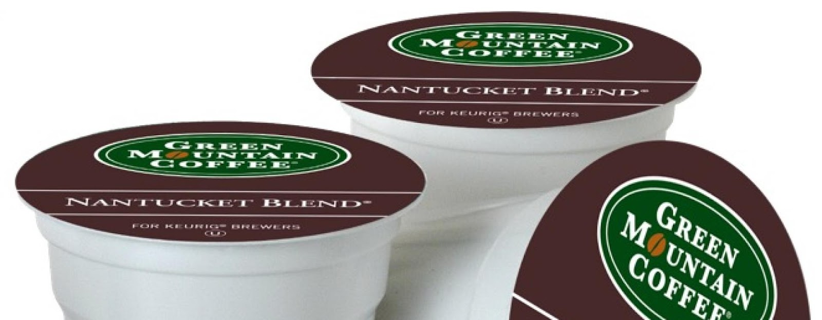 compostable packaging example, green mountain coffee