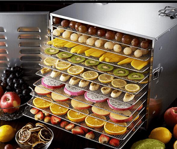 May được sử dụng rộng rãi trong ngành công nghiệp sấy lạnh