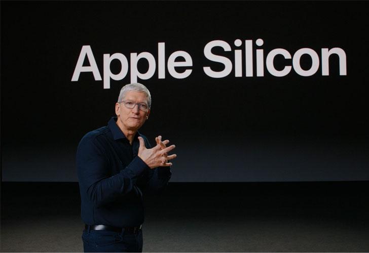 apple silicone processor