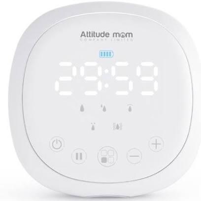 4. Attitude Mom เครื่องปั๊มนมไฟฟ้า รุ่น Galaxy ll