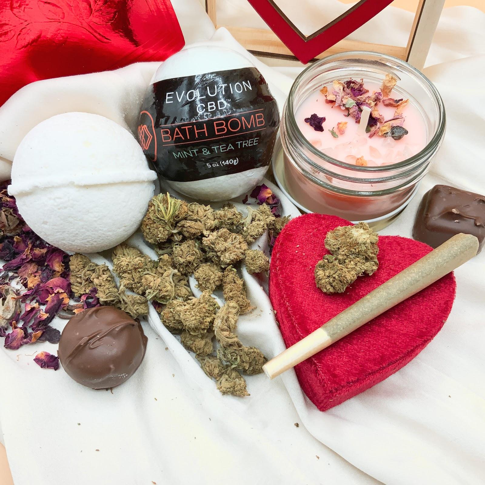 Rejuvenating CBD Herbal Bath