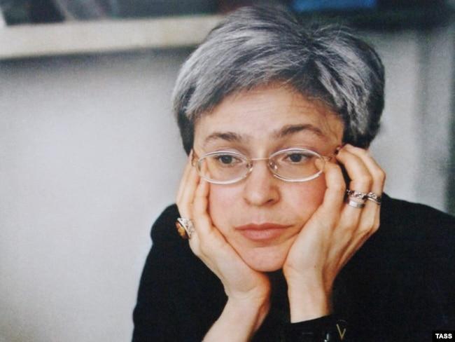 Анна Политковская (1958-2006)