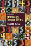 Elementary Number Theory – David Burton
