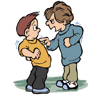 interacting with their peers in school can reducing school bullying
