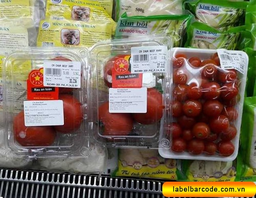 in nhãn thực phẩm uy tin chất lượng giá rẻ