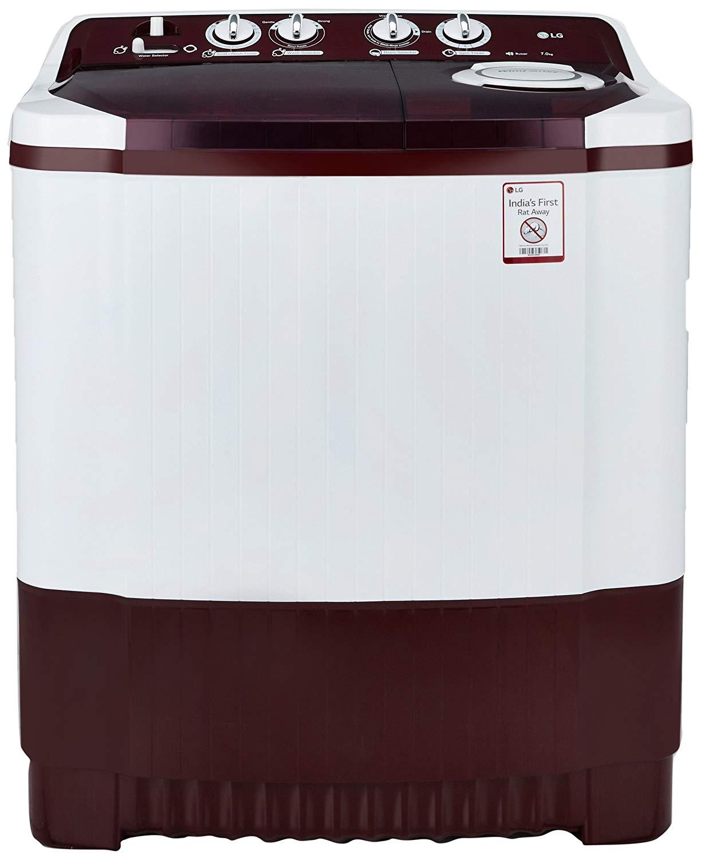 LG 7 Semi-Automatic Washing Machine (P8053R3SA)