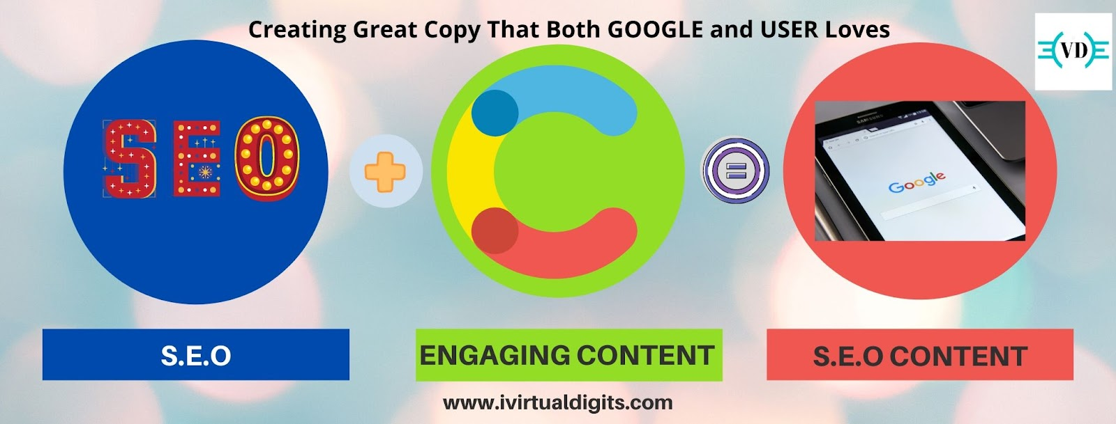 Create SEO Content which Google and Users Love