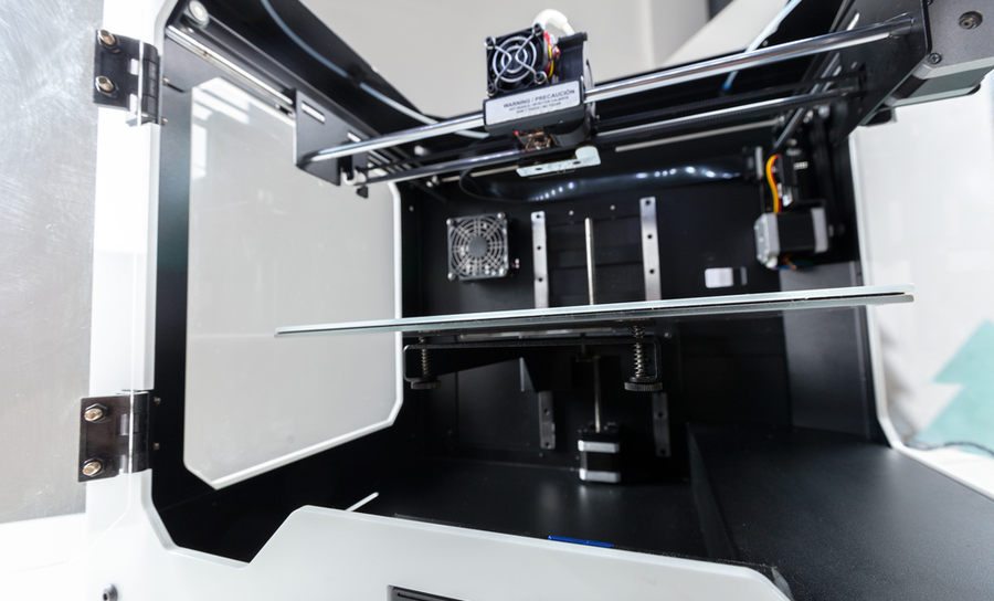 PCB manufacturing with a 3D printer