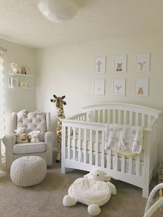 Traditional Bedroom for Baby Boys