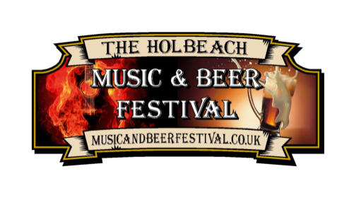 the holbeach music and beer festival logo