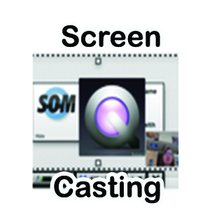 Screen Casting Badge