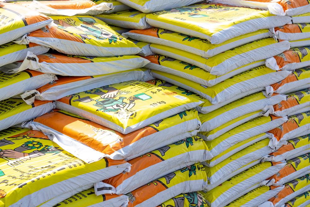 Os fertilizantes são o principal item que o Brasil importa do Canadá. (Fonte: Shutterstock)