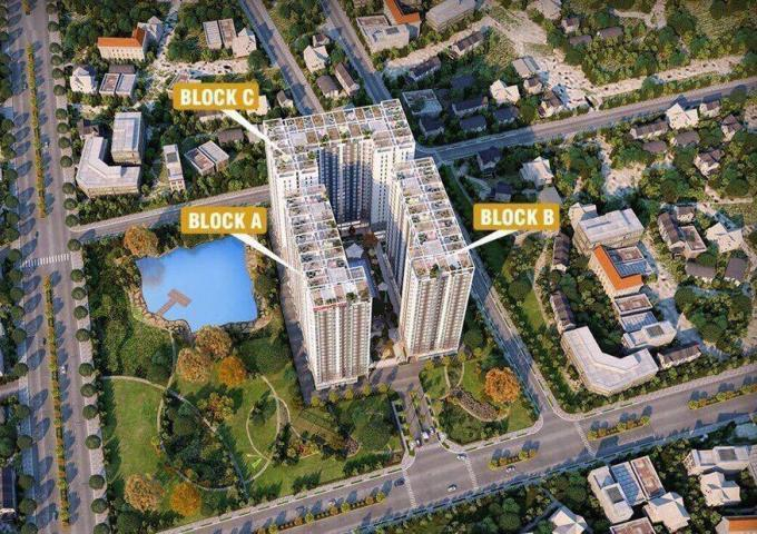 Chung cư căn hộ CTL Tower Tham Lương, đầu tư sinh lời chủ đầu tư ...