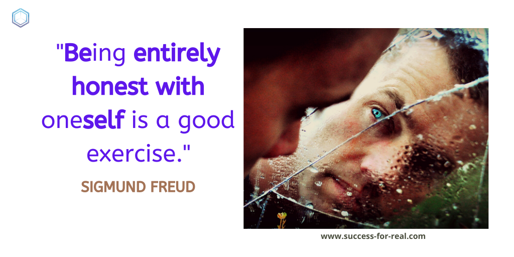 365 Success Quotes For Motivation - Picture Quote By Sigmund Freud