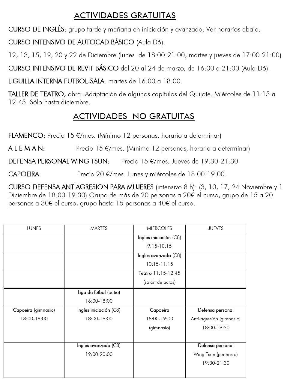 Actividades16 17