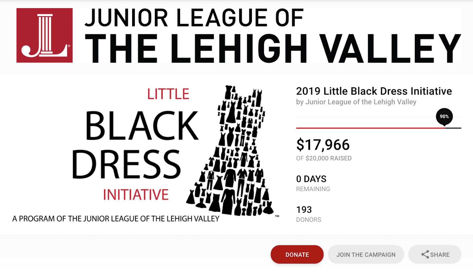 junior-league-of-lehigh-valley-little-black-dress-initiative