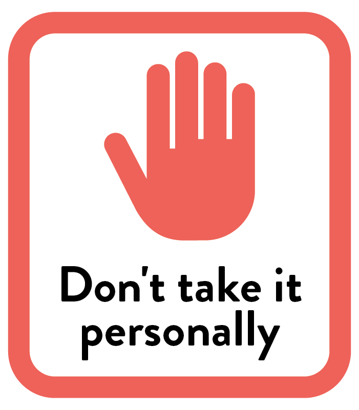 How To Help Someone Who Takes Everything Personally