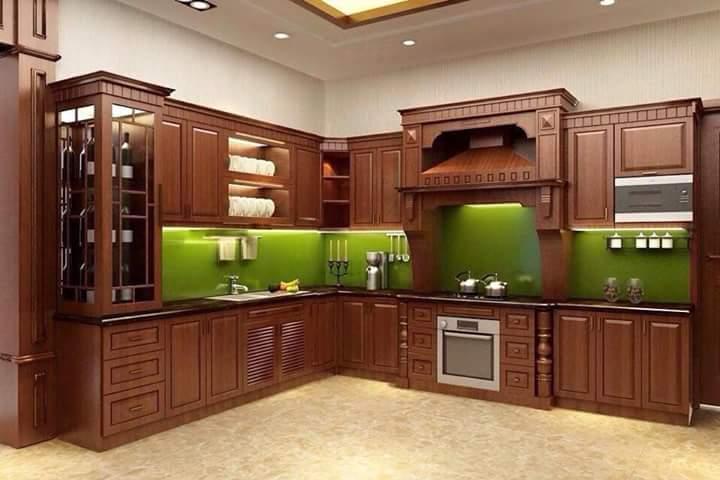 mẫu tủ bếp Hải Phòng đẹp nhất