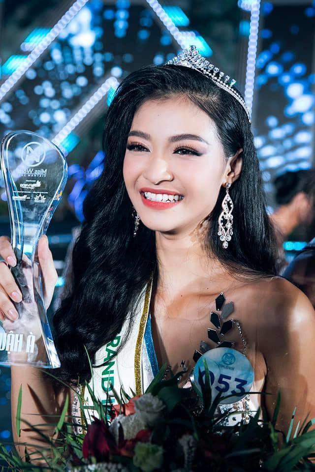 Top 3 Miss World Vietnam 2019 chia sẻ cảm xúc sau 1 năm đăng quang - Đài  Phát Thanh và Truyền Hình Ninh Bình