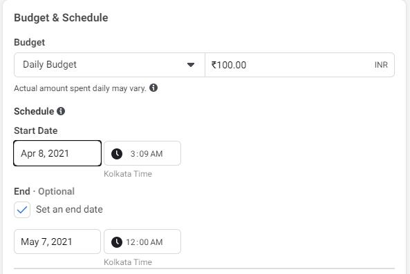 Social Media Marketing Company in Chennai - Provide Daily Budget - Lia infraservices