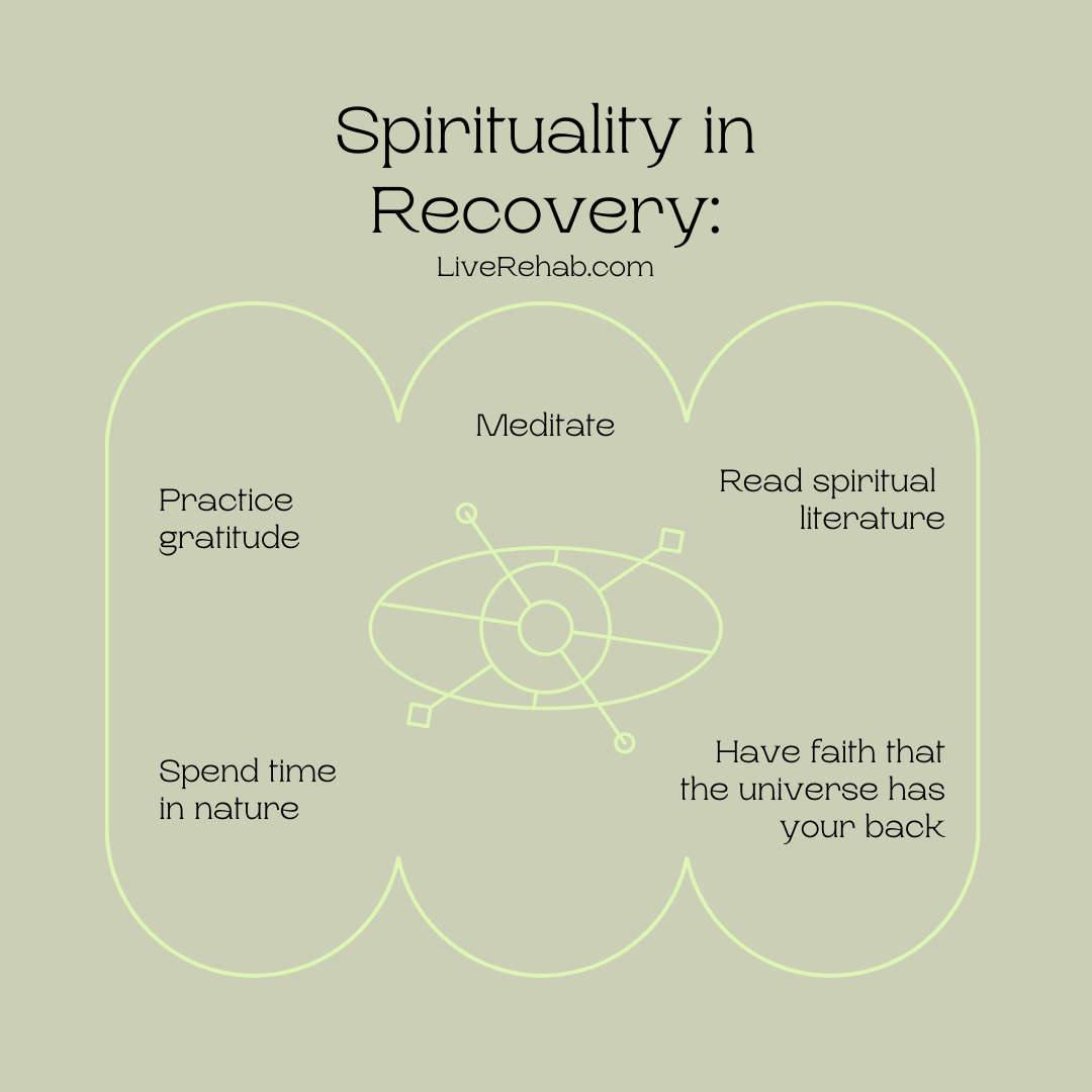 How to be spiritual in recovery